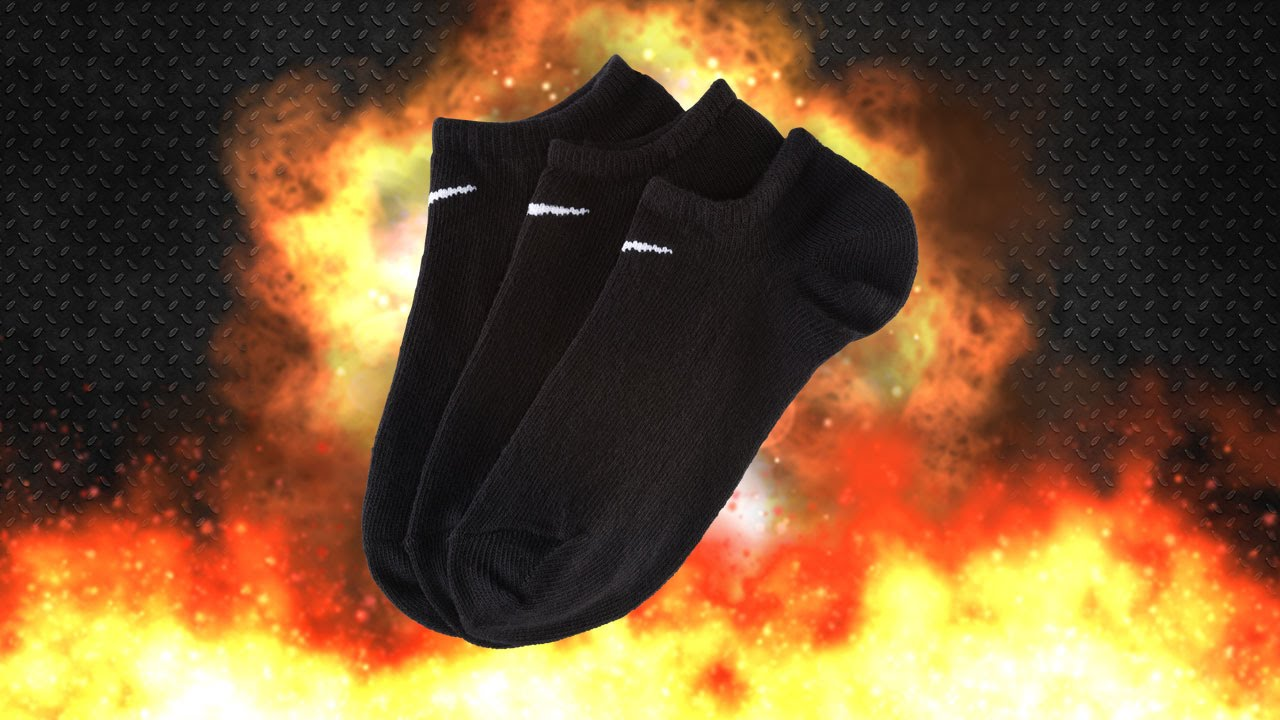 Socken Wichsen