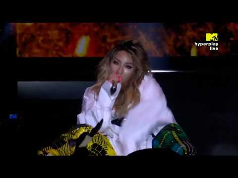 (9) CL - Hello B*tches @ Hyperplay in Singapore