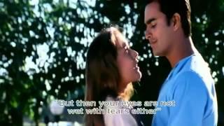 Gambar cover Tere Bina Zindagi Se (Eng Sub) [Full Video Song] (HQ) With Lyrics - Dil Vil Pyar Vyar
