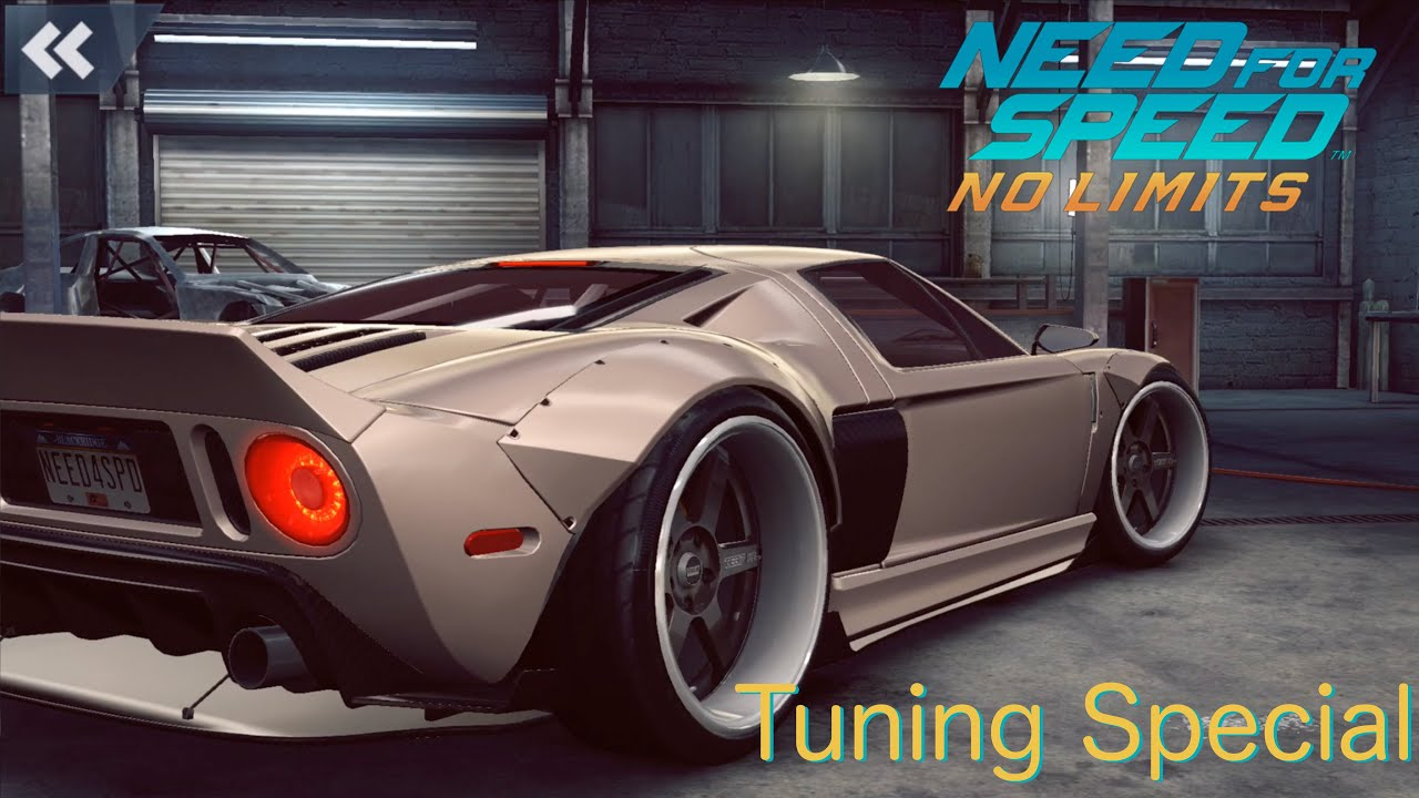 Ford Gt Tuning Need For Speed No Limits Ios Gameplay P Fullhd Youtube