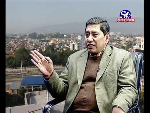 STV Chat with Narayan Kaji Shrestha