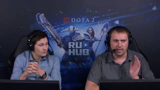 Liquid vs Vici Gaming (RU) Dota 2 Miracle vs Paparazzi