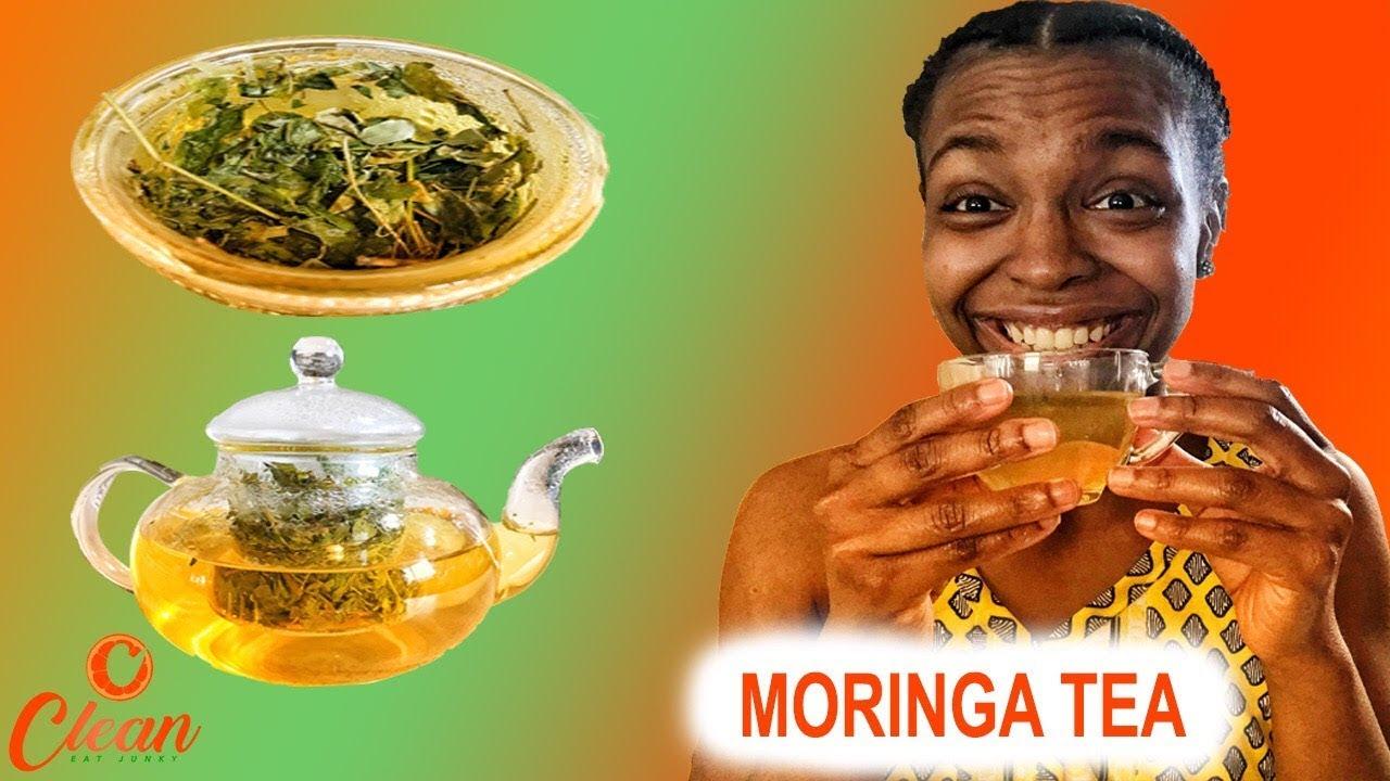 How To Make Moringa Tea Recipe The Correct Way