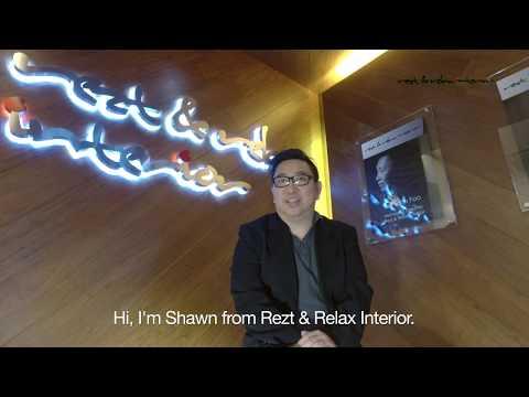 Rezt & Relax Interior Senior Designer Shawn Haw