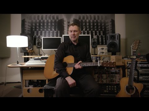"David Gray – How to play ""Babylon"" on Guitar"