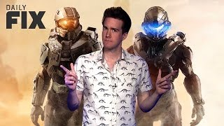 New Halo 5 Trailer & Mass Effect 4 Plot? - IGN Daily Fix