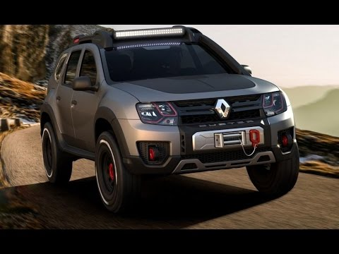 Новый Рено Дастер Extreme, New Renault Duster Extreme