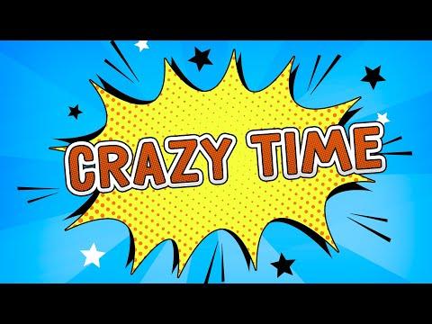 Crazy time. Выпуск №1