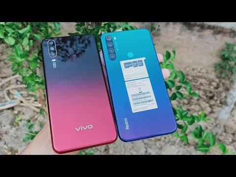 Redmi Note 8 vs Vivo Y12 Comparison !! Which should you Buy ?