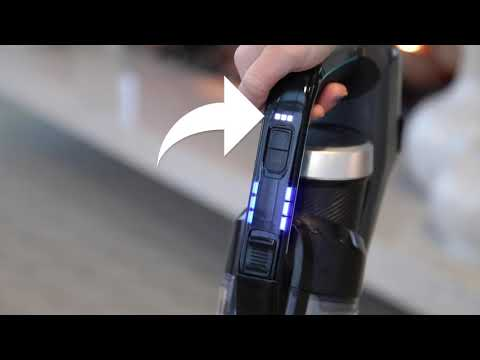How to Assemble, Use, and Charge the Battery | BISSELL® ICONpet™ Cordless Vacuum