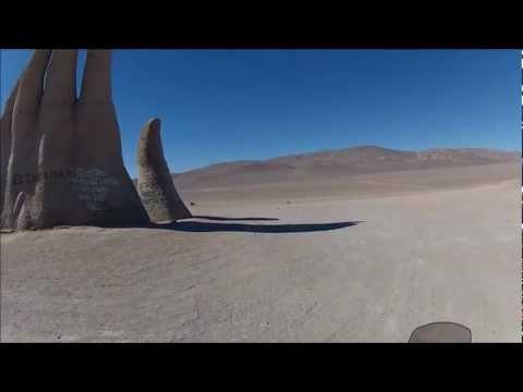 ATACAMA - La Mano Del Desierto!