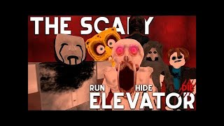 ROBLOX Scary Elevator Code