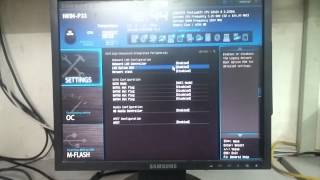 Hướng dẫn Bật boot rom trong main MSI H81M-P33