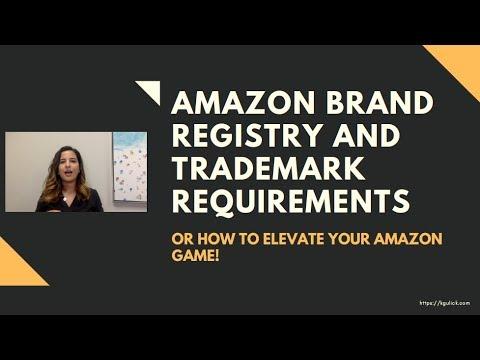 brand registry amazon italy