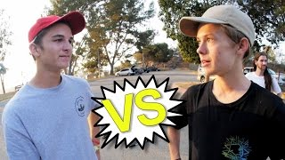 Tanner Fox vs Jake Angeles Game of S.C.O.O.T │ The Vault Pro Scooters