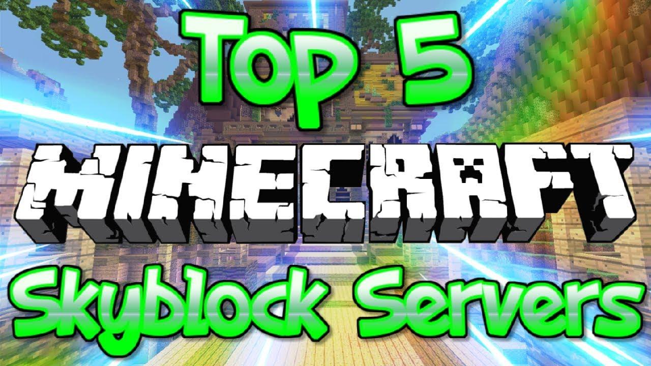 TOP 8 OP SKYBLOCK SERVERS 8.8/8.8/8.80/8.82/8.83/8.84 2088 [HD] (New Big  Minecraft Servers)