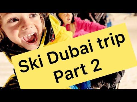 Ski Dubai 2020after lockdow ||Aj slides lyty hoy ap mj s b mil lay || pakistani Vlogger