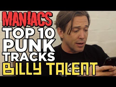 Billy Talent's Top 10 Punk Tracks