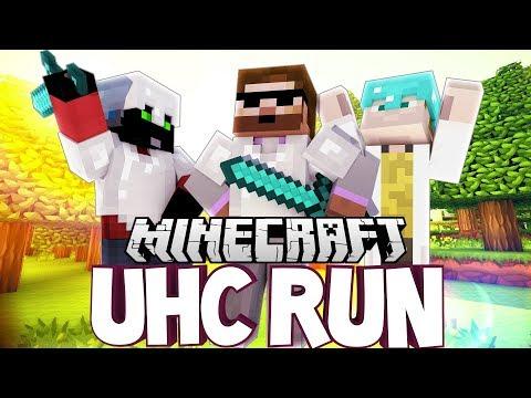 KRÁL VESMÍRU | Minecraft UHC RUN | Pedro, Gejmr a Marwex