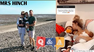 MRS HINCH Q&A FAMILY LIFE