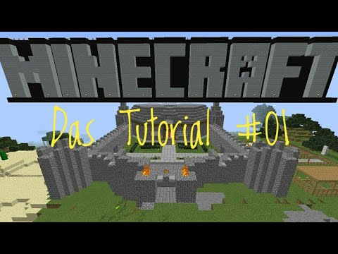 Minecraft Tutorial Spielen YouTube - Minecraft tutorial spielen