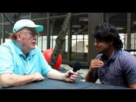 """Liv & Ingmar"" Director Dheeraj Akolkar- Montreal Film Fest '12-Stephen Holt Show"