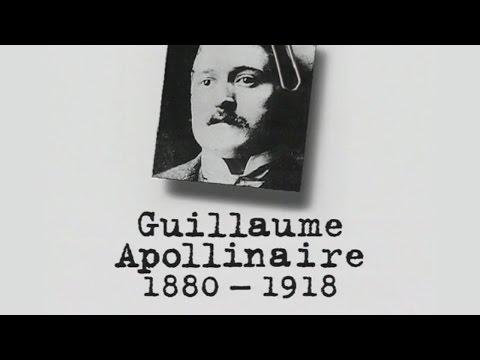 Guillaume APOLLINAIRE – Un siècle d'écrivains : 1880-1918 (DOCUMENTAIRE, 1998)
