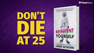 Reinvent Yourself Book Summary   4 ways to change life   Career Guidance