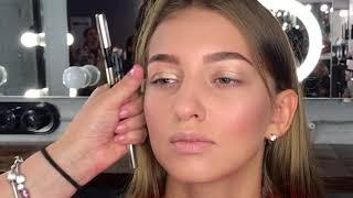 видео Нежный макияж