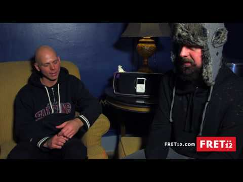 Jim Root & Josh Rand of Stone Sour: The Sound and The Story (Short)