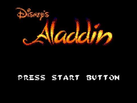 Game Gear Longplay [011] Aladdin