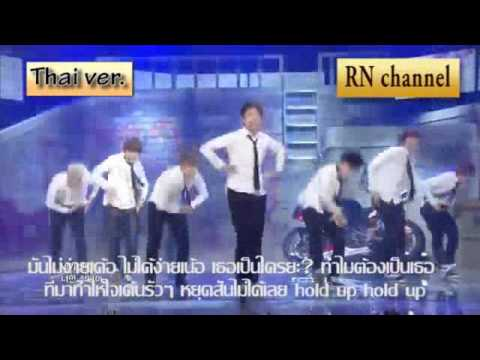 [Thai ver.]Cover Boy in luv -BTS By RN ft. Nazis