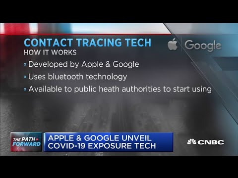 Apple, Google Hit Setback In Developing Contact-tracing Technology