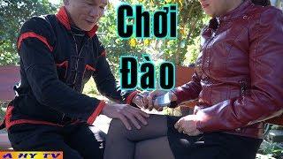 Anh Tộc Đi Mua Đào Thế Gặp Cô Chủ Xinh Đẹp Dễ Tính Tập 2 - Hài A Hy Tết 2020 Xem Là Cười Vỡ Bụng