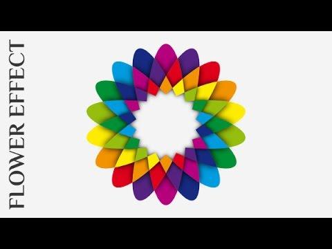 [Tutorial] Flower Effect Vector Design in Inkscape