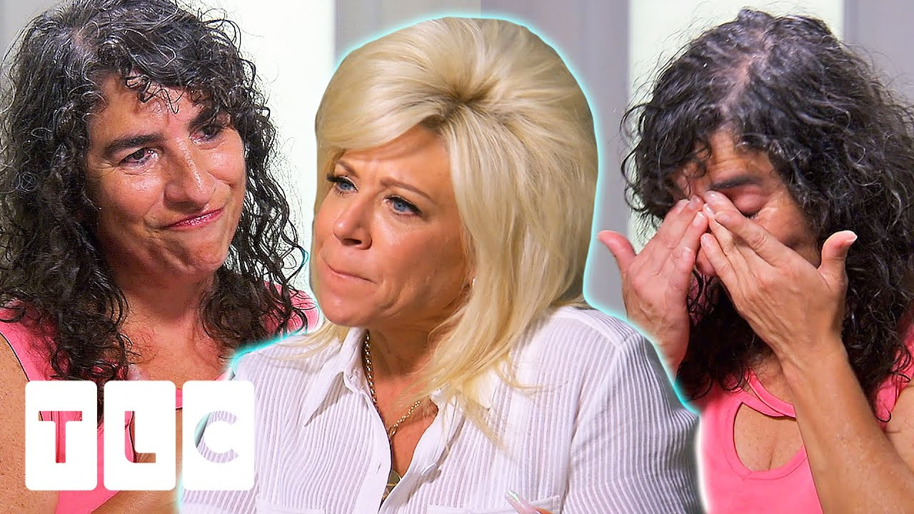 Theresa Meets With Three Spirits From Maria's Family In An Emotional Reading | Long Island Medium