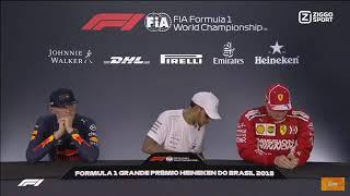 THUG LIFE Max Verstappen calls Ocon a pussy THUG LIFE F1 2018 Brazil