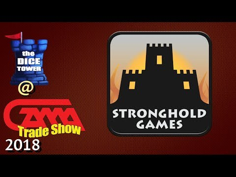 Stronghold Games presents Paper Tales and more at GAMA 2018!