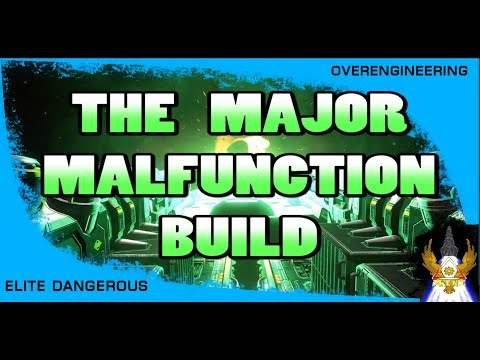 Elite Dangerous: The Major Malfunction Build (Rapid Fire Burst Lasers with Scramble Spectrum)