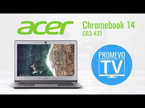 Chromebook Review: Acer Chromebook 14 CB3-431