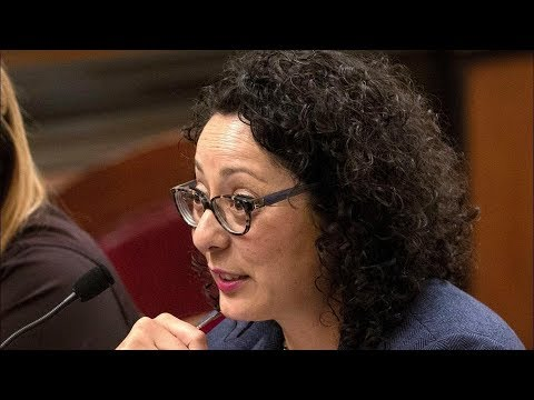 Assemblywoman At Forefront Of #MeToo Movement Accused Of Sexual Misconduct | Los Angeles Times