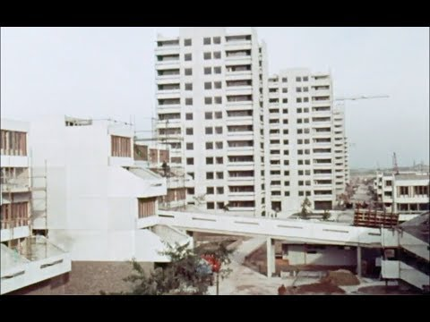 Thamesmead | Promotional Film (1970) | London Housing
