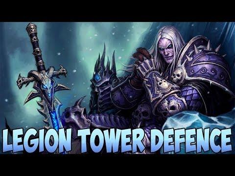 Warcraft 3 Legion TD - Tower Defence | Варкрафт 3 Легион ТД