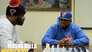 Masta Killa In A Game Of Chess: GZA Is My Son And RZA Is My Nephew (Exclusive Interview Part 1 Of 4)