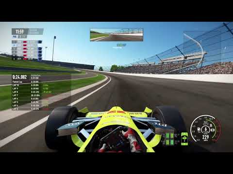 [VRR] Project CARS 2 - Indy 500 Qualifying - POLE RUN
