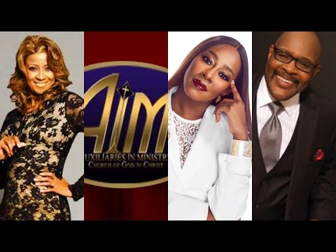🚨LIVE🚨 Leandrea  Johnson  vs Marvin Winans Dorinda Clark-Cole & Angry COGIC AIM goers