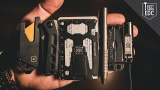 Everyday Carry Q&A: Hitting 40k Subscribers, Favorite EDC Slip Joint Knife & Best Minimalist Wallets