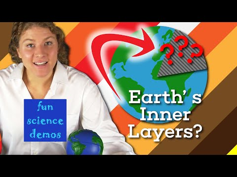 What is Inside Our Earth?