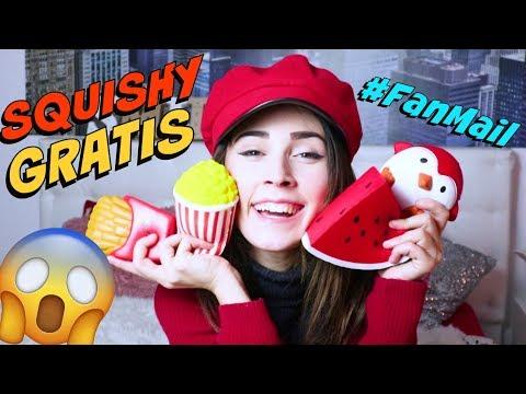 SQUISHY GRATIS!!! | FanMail #3