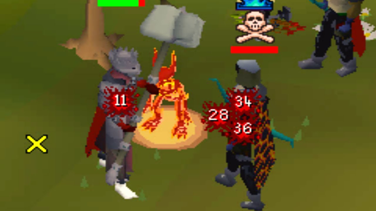 This is the Best Combo for Pure Pking... (GIVEAWAY) - RoatPKZ RSPS